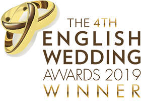 The 4th English Wedding Awards 2019 Winner