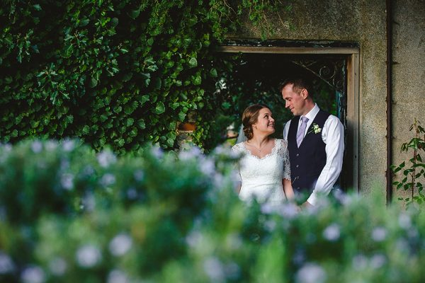 Enjoy the beautiful gardens and lawns at Swynford Manor for your spring wedding