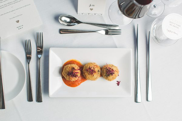 Enjoy high quality wedding food and chat to our wedding caterers about your wedding menu ideas