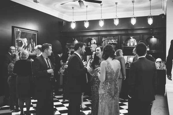 Enjoy champagne and cocktails at Swynford Manor's bar