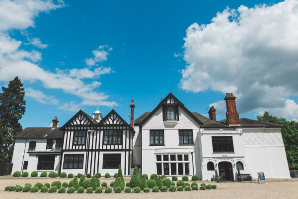 Swynford Manor is a beautiful wedding venue set in the Cambridgeshire countryside